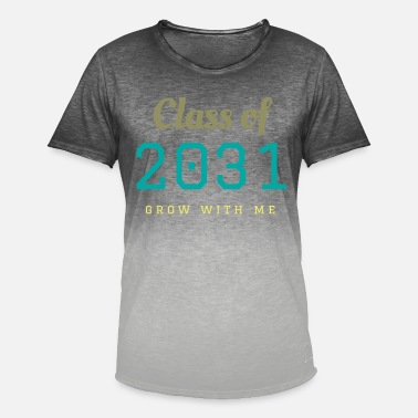 2031 Class of 2031 - Men's Colour Gradient T-Shirt