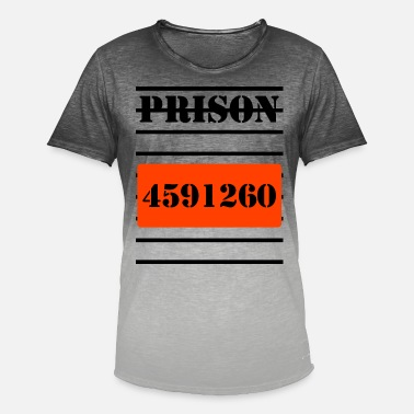 Jail jail - Men's Colour Gradient T-Shirt