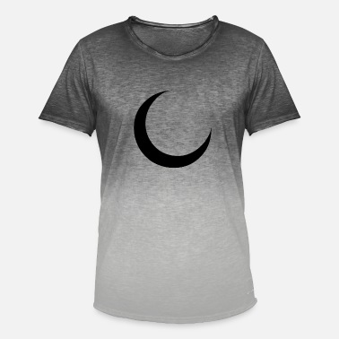 crescent - Men's Colour Gradient T-Shirt