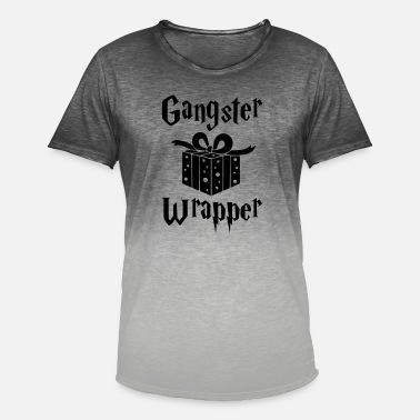 805a1a68f Gangster Wrapper Men's Organic Sweatshirt | Spreadshirt