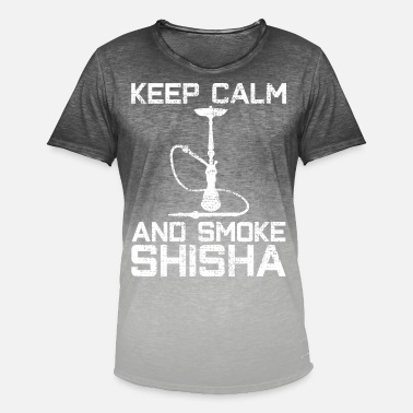 Shisha Shisha - Men's Colour Gradient T-Shirt