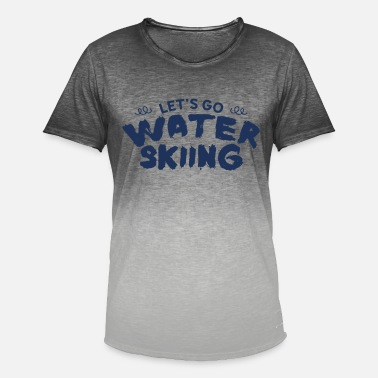 Water Sports water sports - Men's Colour Gradient T-Shirt