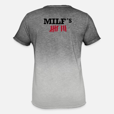 MILF HUNTER - T-shirt dégradé Homme