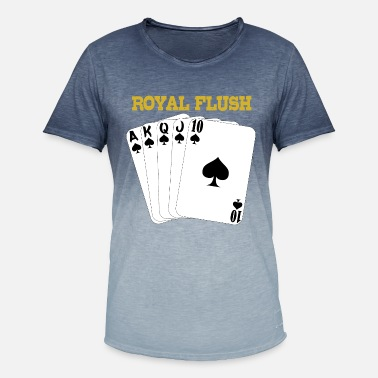 Quinte Flush Royale Quinte Flush Royale - T-shirt dégradé Homme