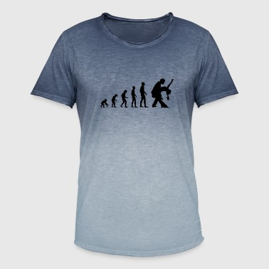 Evolution Dance Evolution dancing - Men's T-Shirt with colour gradients