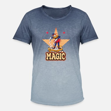 Joker Sports Joker Magic Card Jeux Wizard Poker Casino - T-shirt dégradé Homme