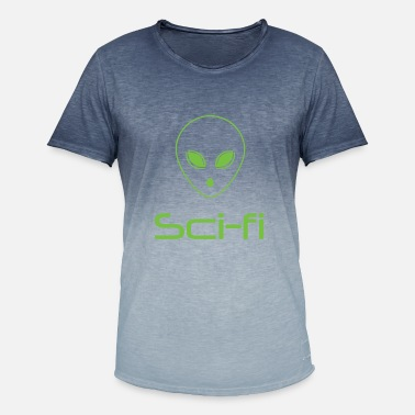 Science-fiction Science-fiction - T-shirt dégradé Homme