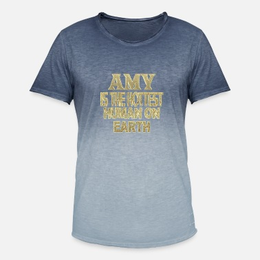 Amy Amy - T-shirt dégradé Homme