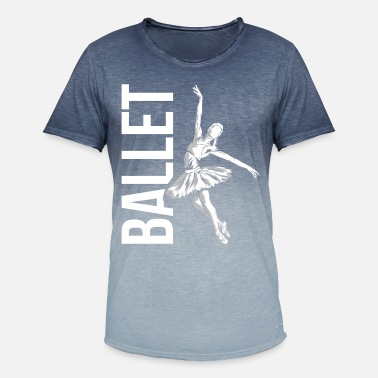 George Balanchine ballet - T-shirt dégradé Homme