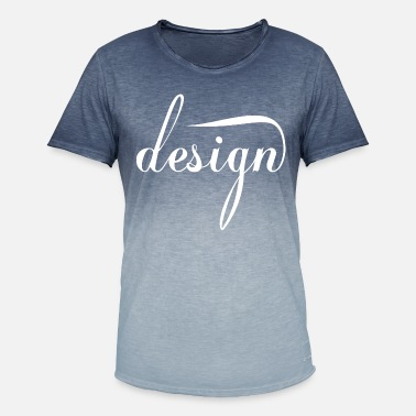 Design design - Men's Colour Gradient T-Shirt
