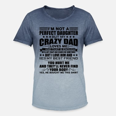 Bestill Ikke Perfekt T skjorter på nett | Spreadshirt