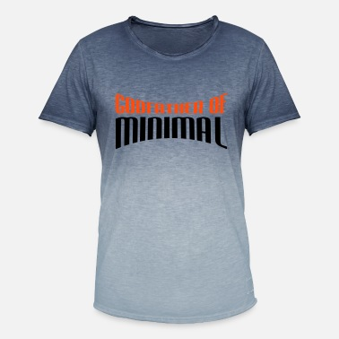 Minimal MINIMAL - Men's Colour Gradient T-Shirt