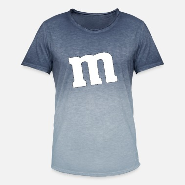 Sweets Delicious M - Men's Colour Gradient T-Shirt