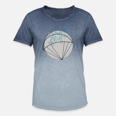 Just Fly Just fly - Men's Colour Gradient T-Shirt