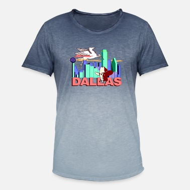 Dallas Cowboys Dallas - T-shirt i colour-block-optik mænd
