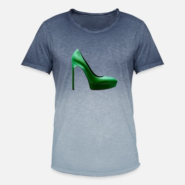 High Heel High heels - Men's Colour Gradient T-Shirt
