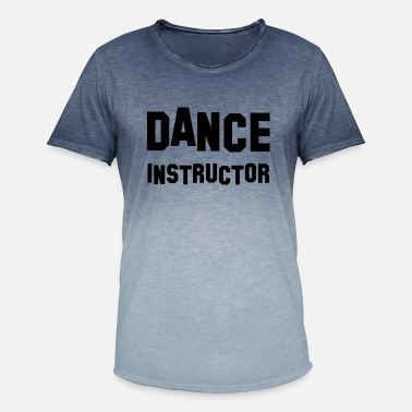 Dance Instructor dance instructor - Men's Colour Gradient T-Shirt