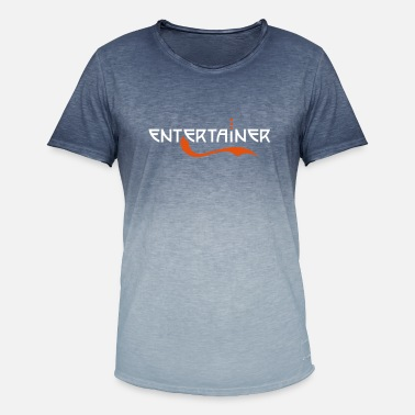 Entertainer ENTERTAINER - Männer Farbverlauf T-Shirt