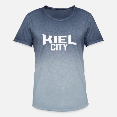 Kielse kiel - Mannen kleurverloop T-Shirt