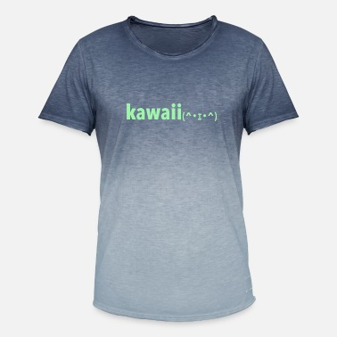 Kawaii KAWAII - Men's Colour Gradient T-Shirt