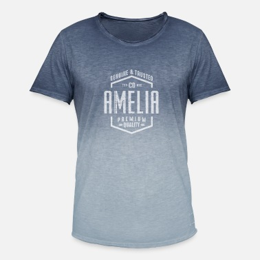 Amelia Amelia - Men's Colour Gradient T-Shirt
