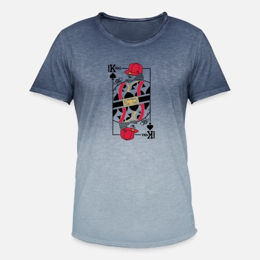 Daddy King Val - T-shirt dégradé Homme