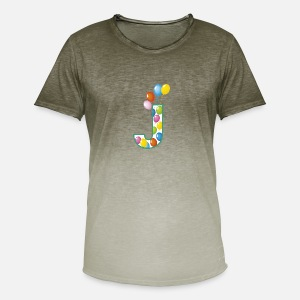 Men's Colour Gradient T-Shirt