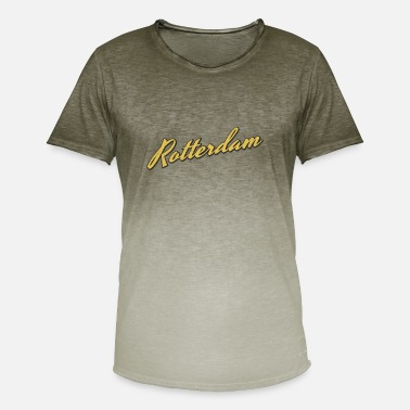 Rotterdam Rotterdam - Men's Colour Gradient T-Shirt