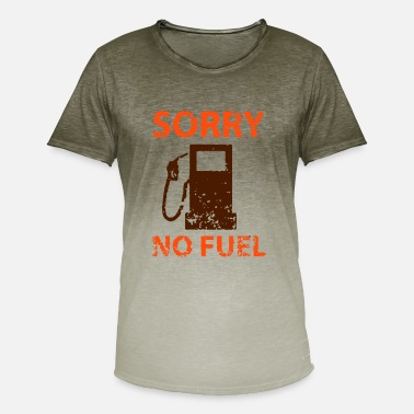 Fuel no fuel - Men's Colour Gradient T-Shirt