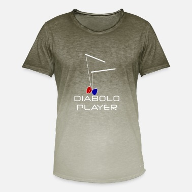 Diabolo Diabolo - Men's Colour Gradient T-Shirt