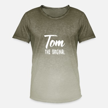 Tom Tom - Men's Colour Gradient T-Shirt
