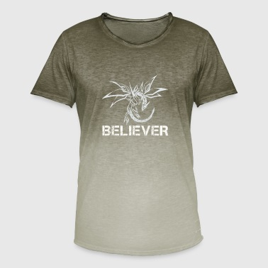 Dragon Dragon Believer - Camiseta degradada hombre