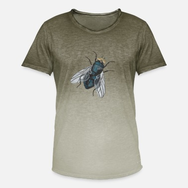 Fly - Men's Colour Gradient T-Shirt
