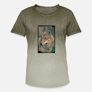 Wildlife Wildlife - Men's Colour Gradient T-Shirt
