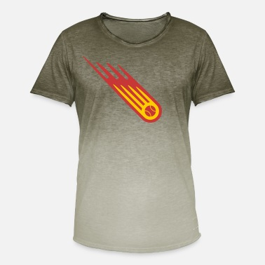 Fireball Fireball - Men's Colour Gradient T-Shirt