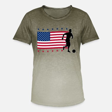 Independence Day 4th of july, 4th of july bowling, bowling, USA - Männer Farbverlauf T-Shirt