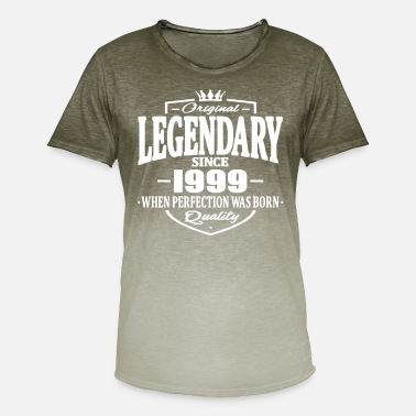 Since Legendary since 1999 - T-shirt dégradé Homme