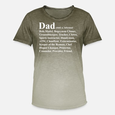 Dad Definition Men's Premium T-Shirt | Spreadshirt