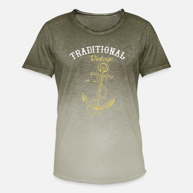 Tradition traditional - Men's Colour Gradient T-Shirt