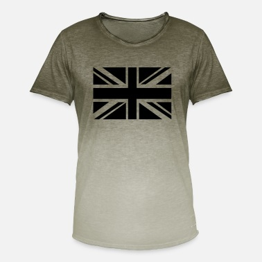 British Flag British Flag - Men's Colour Gradient T-Shirt