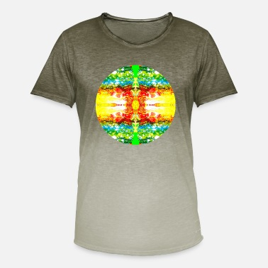 Enlightent enlightement - Men's Colour Gradient T-Shirt