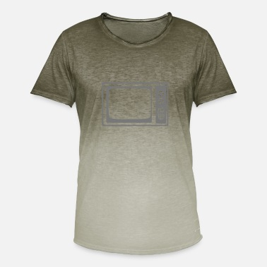 Tv tv tv tv 2303 - T-shirt i colour-block-optik mænd
