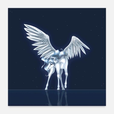 Mythical Collection Pegasus 9 [Plakatversjon] - Poster