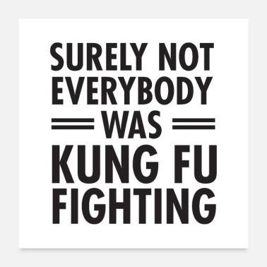Suchbegriff Kung Fu Poster Online Bestellen Spreadshirt