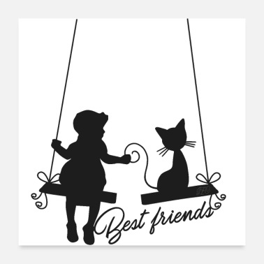 Friend BEST FRIENDS - Poster
