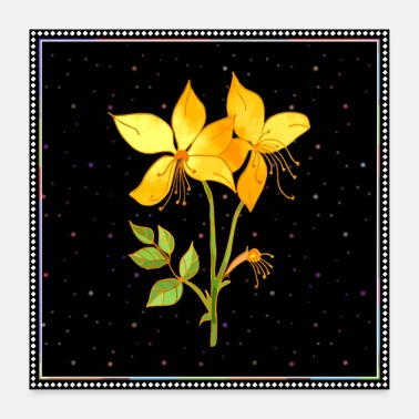 Nature Collection flowers - Poster