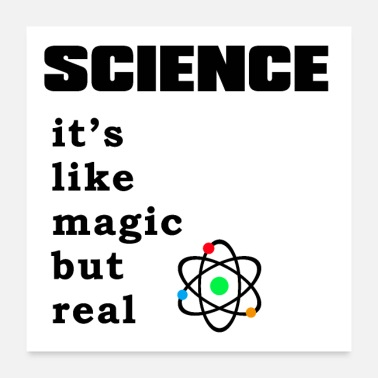 Geek science magic 4e3cea10 d75b 11e8 8f20 374b2514c051 - Poster