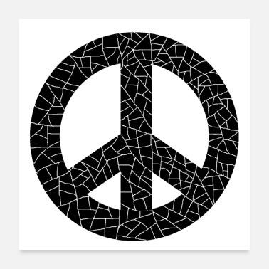Plakaty Z Motywem Pokój Na świecie Zamów Online Spreadshirt