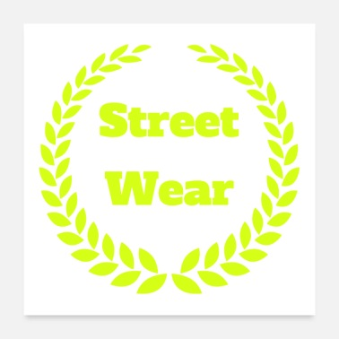 Cross Fit Street Wear 2019 - Póster