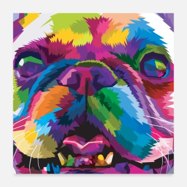 Cats And Dogs Collection Hund plakat - Poster